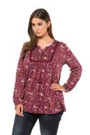 Picture of Majica A kroja s motivom cvijeća