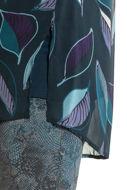 Picture of Tunika s motivom lišća dugi rukavi
