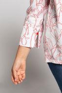 Picture of Tunika motiv cvijeća s ukrasnim gumbima
