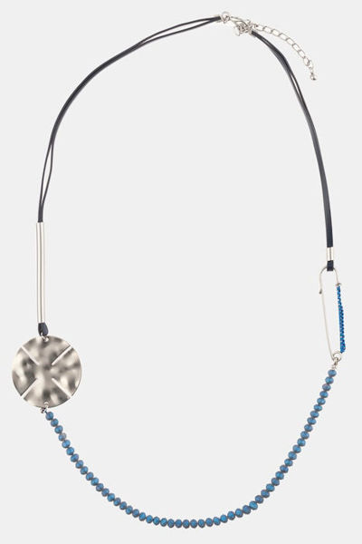Picture of Ogrlica s perlicama i metalom
