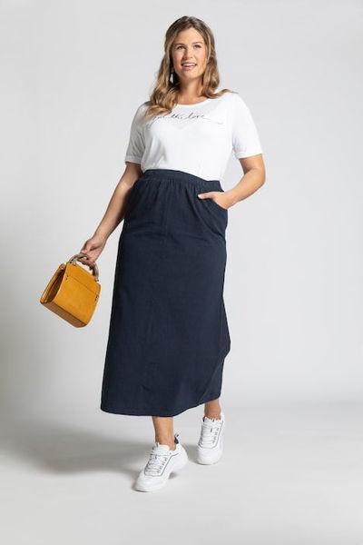 Picture of Suknja dugi model s džepovima