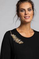 Picture of Majica motiv pera 3/4 rukavi