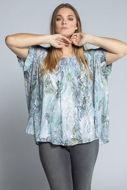 Picture of Bluza asimetrična spušteni rukavi