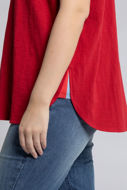Picture of Majica spušteni rukavi V ovratnik
