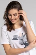 Picture of Majica motiv cvijeća kratki rukavi