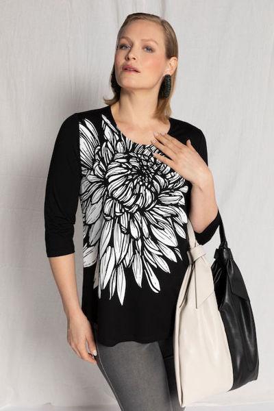 Picture of Majica 3/4 rukavi motiv velikog cvijeta