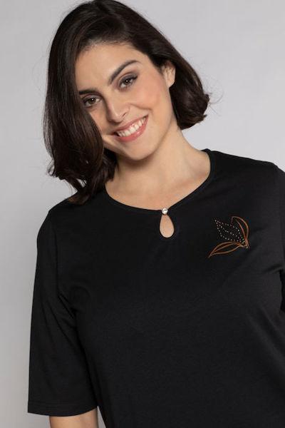 Picture of Majica s ukrasnim dodatkom kratki rukavi