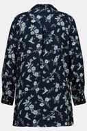 Picture of Bluza cvjetni motiv dugi rukavi